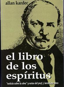 libro espiritus