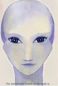 extarterrestre Andromeda