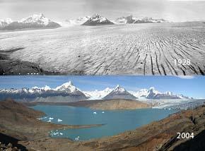 greenpeace comparaci-n-del-glaciar-upsala