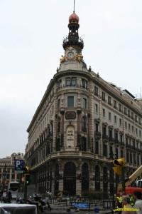 Edificio Banesto, Alcala, 14-Madrid