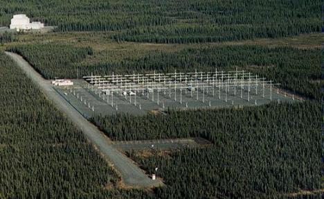 HAARP @ Alaska - revistadespierta.blogspot.com