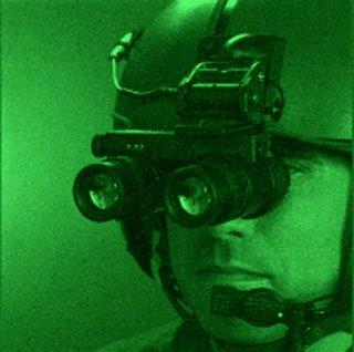 ff4fdfd327 Como ver ovnis todos los días con gafas o cámaras de visión nocturna ...