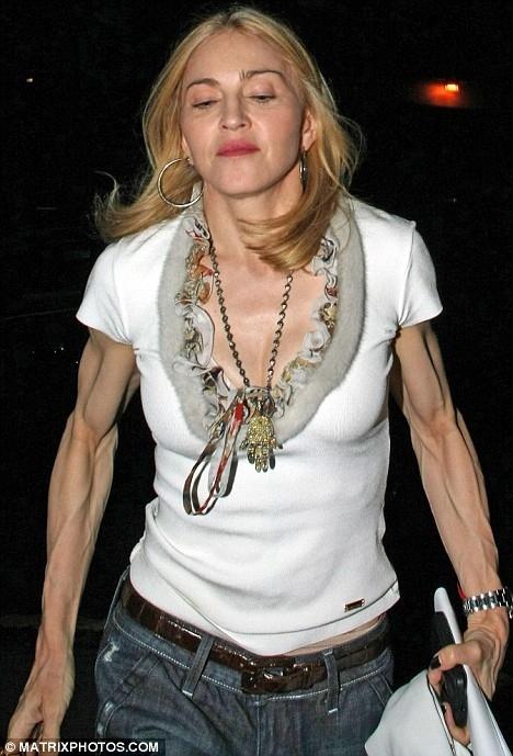 Madonna Verdaderamente Triste Second Release